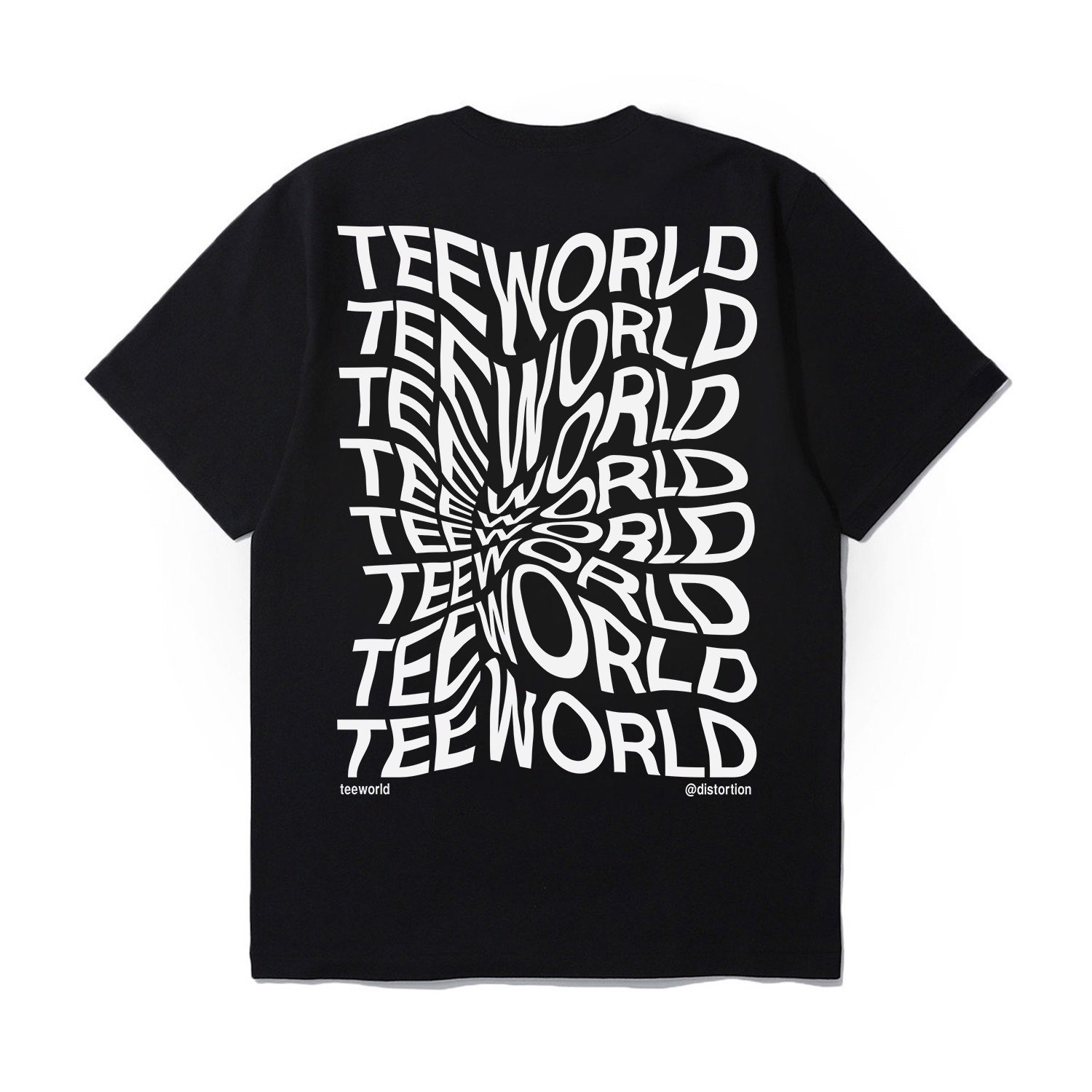 Teeworld Distortion T-shirt