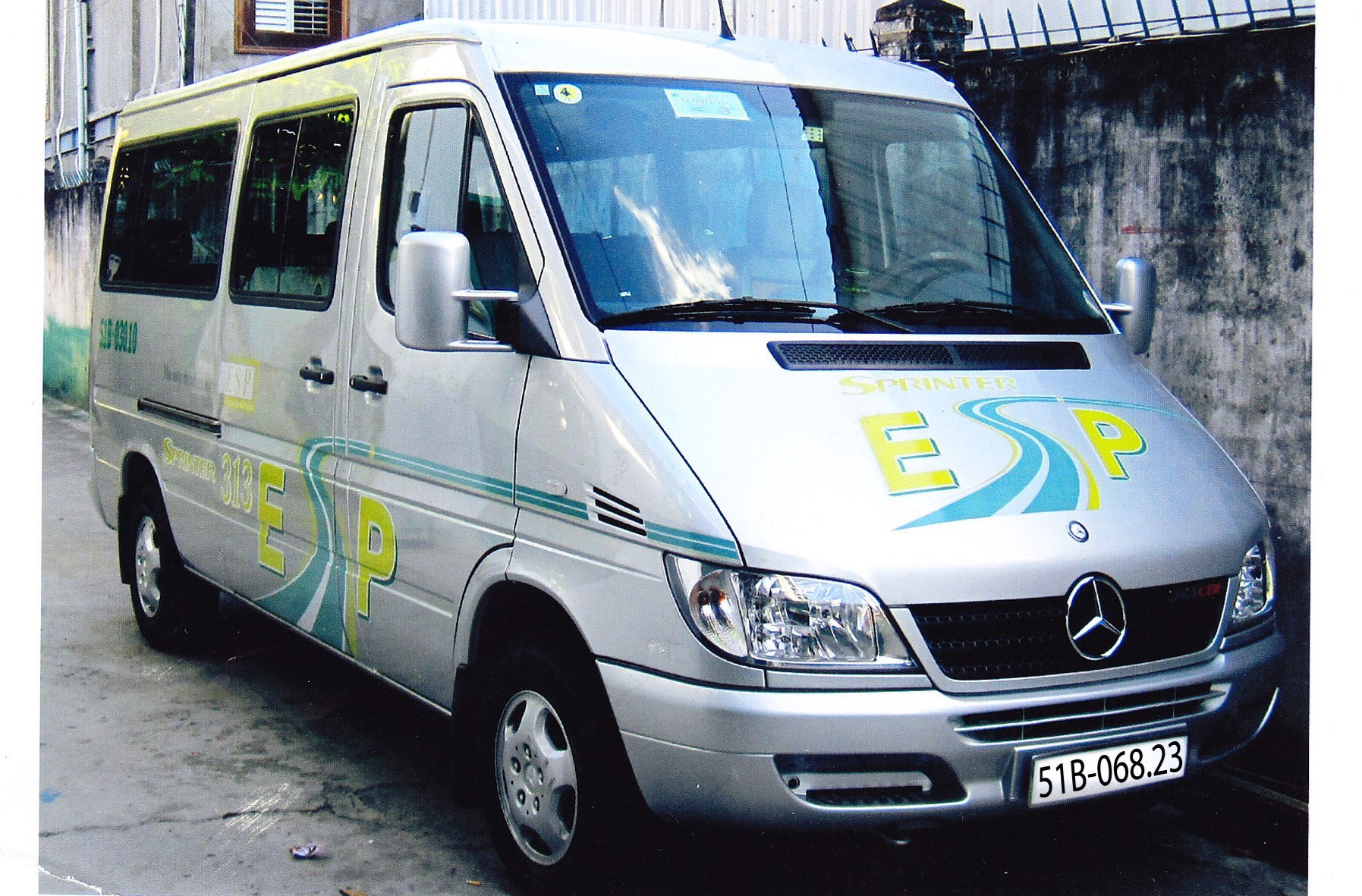 Mercedes Sprinter DL 16 chỗ