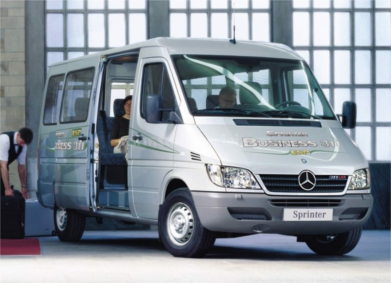 Mercedes Sprinter 16 chỗ