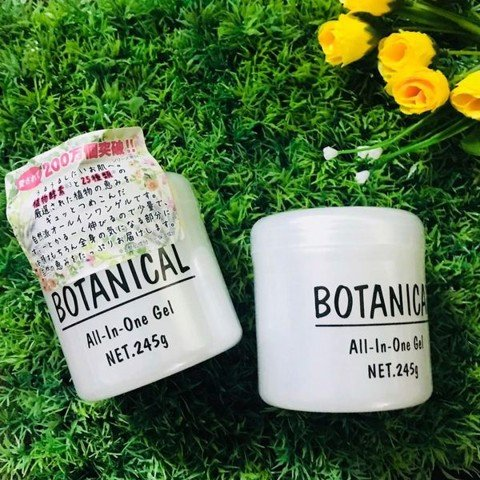 Kem Dưỡng Da Botanical All In One Gel 290g