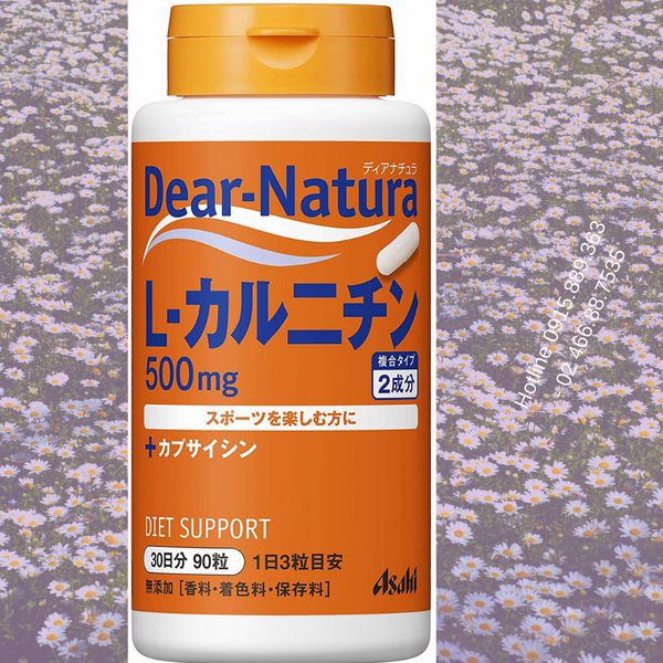 Dear Natura Diet Support