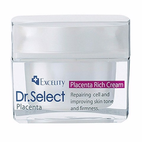 Review Kem dưỡng Dr.Select Placenta Rich Cream