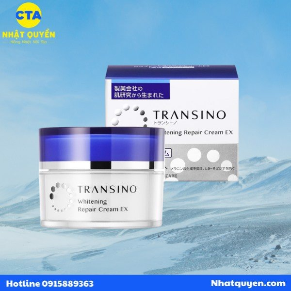 Transino Whitening Repair Cream EX
