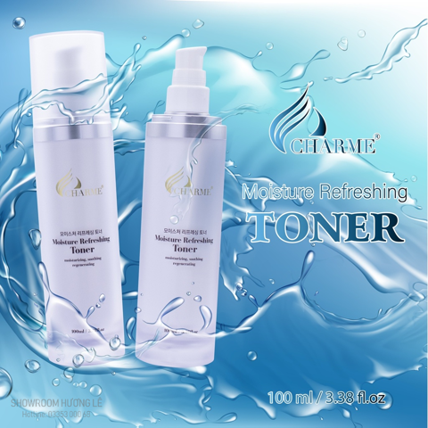 Moisture Refreshing Toner 100ML