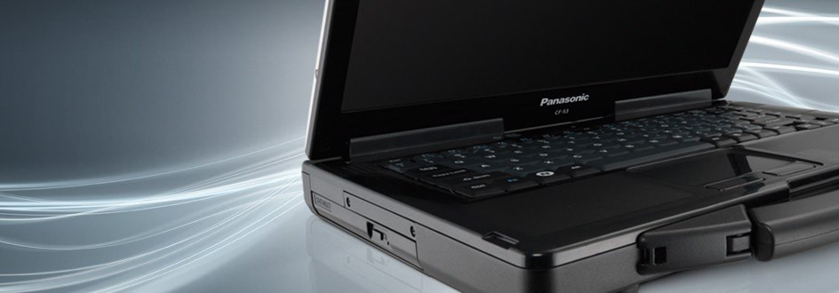 Panasonic Toughbook CF-53 MK1 Core i5-2520M