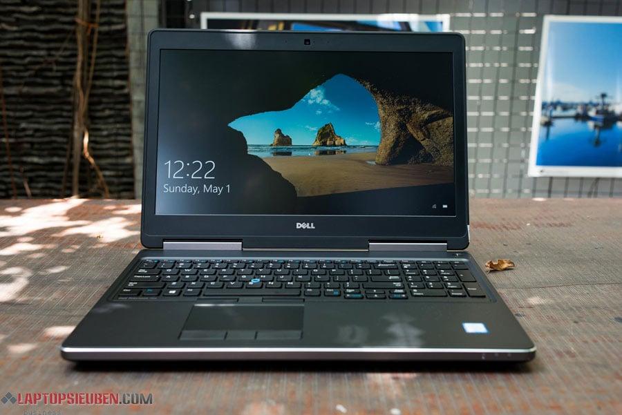 bàn phím và touchpad sản phẩm dell 7510