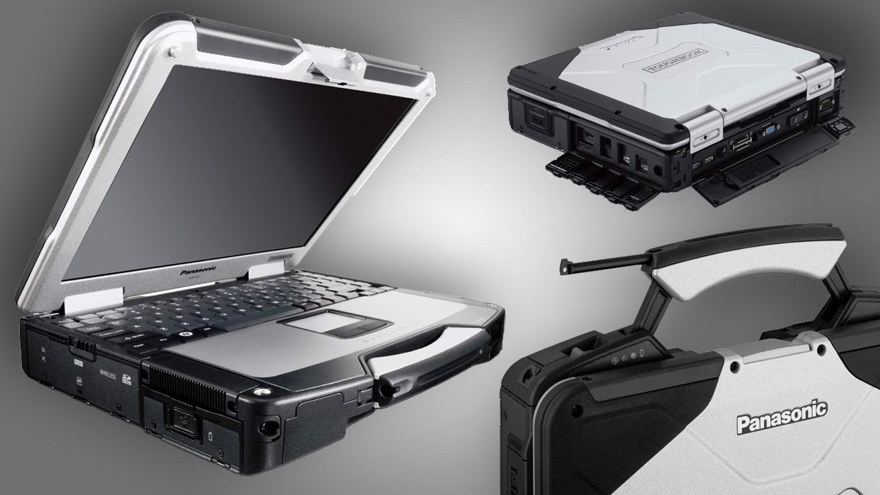 Panasonic Toughbook CF-31 MK3 Core i5-3320M