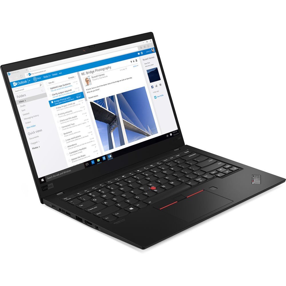 Lenovo Thinkpad X1 Carbon Gen 7 Core i7-10710U