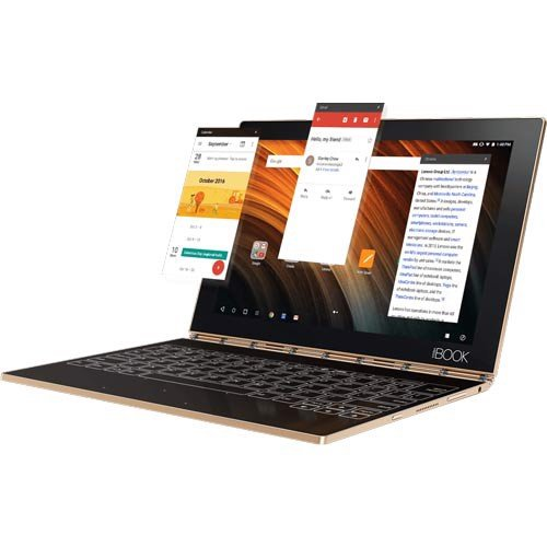 Lenovo Yoga Book - Carbon Black