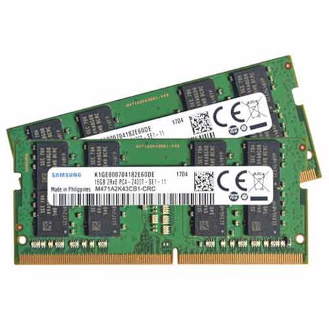 Ram Laptop 16Gb DDR4 Bus 2133 Mhz SODIMM