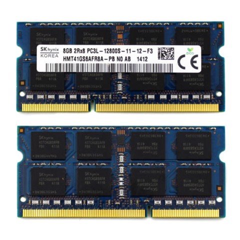Ram Laptop 8Gb DDR3 - DDR3L
