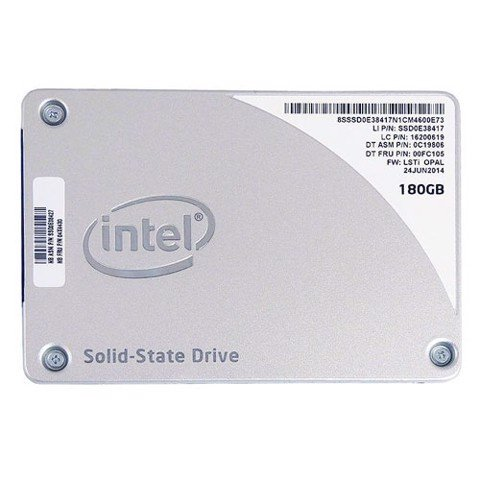 SSD 180GB Intel Pro 1500 Series SATA 3 2.5-Inch