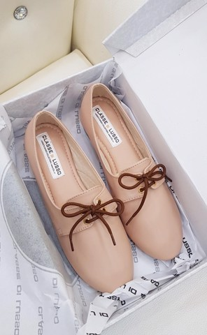 LOAFER OXFORD NUDE CLO3012NU