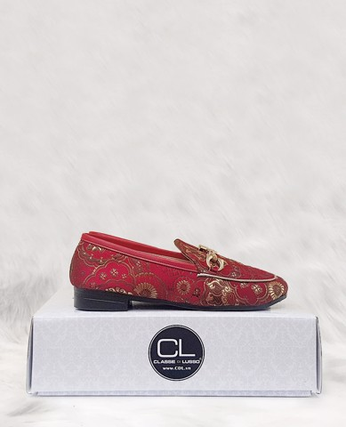 LOAFER B.RED LOA02 [Limited Edition]