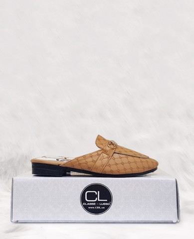 SLIPPER MOCCASIN MARK .NUDE SPM005 [LIMITED EDITION]