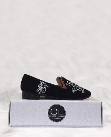 LOAFER MEHI BLACK CLO3020