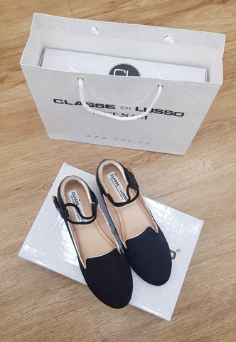 LOAFER SAN CỘT CỔ LOA03