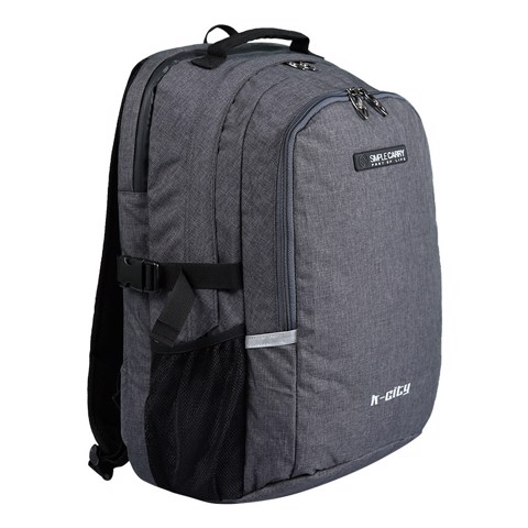 Backpack K - CITY D.GREY