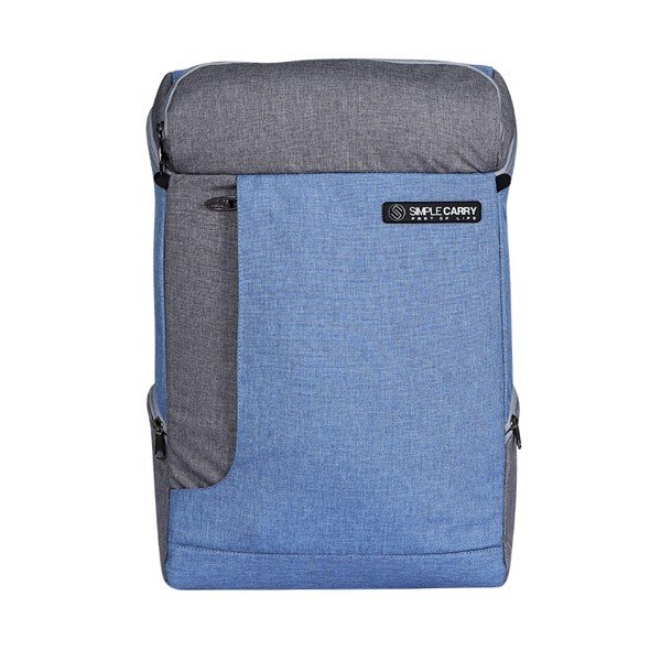 Backpack K7 BLUE/GREY
