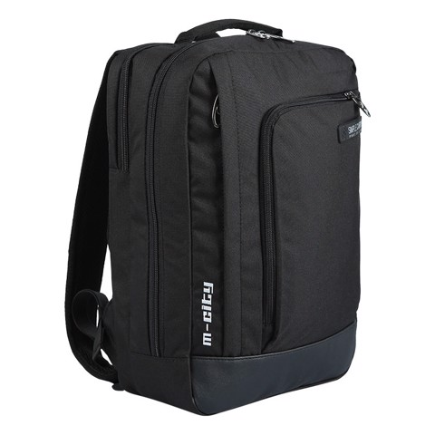 Backpack M - CITY BLACK