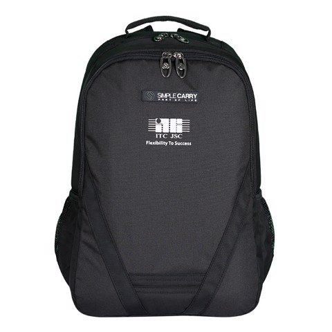 Backpack B2B02 BLACK ITC