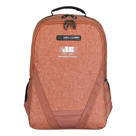 Backpack B2B02 BROWN ITC