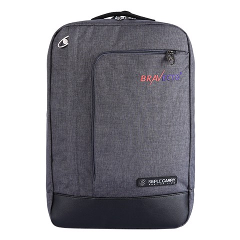 Backpack E - CITY D.GREY BRAVECTO
