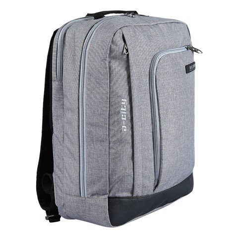 Backpack A - CITY GREY