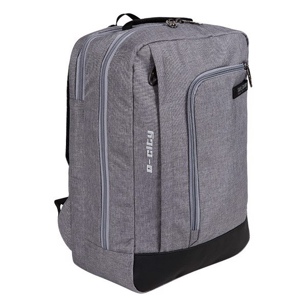 Backpack E - CITY GREY