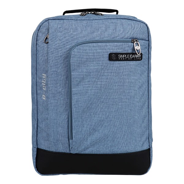 Backpack E - CITY BLUE