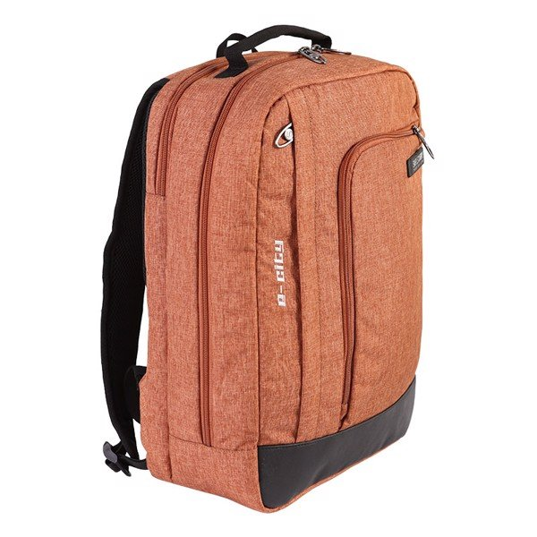 Backpack E - CITY BROWN