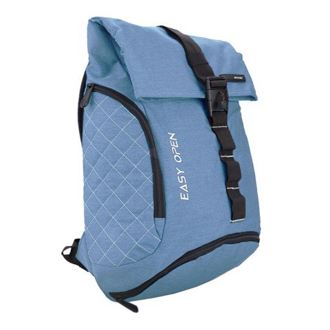 Backpack EASYOPEN BLUE