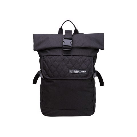 Backpack EASYOPEN 2 BLACK