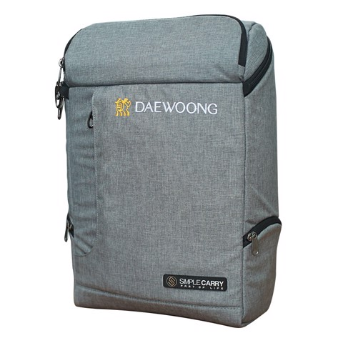 Backpack K7 GREY DAEWOONG