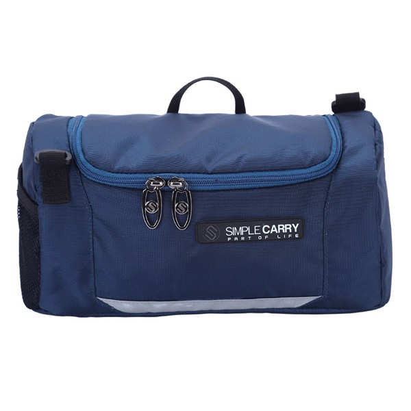 TÚI CREDO CITY POUCH NAVY