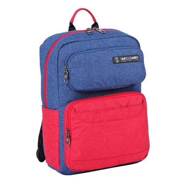 BALO ISSAC1 L.NAVY/RED