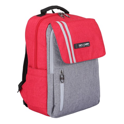 BALO ISSAC 2 RED/GREY SAFETY