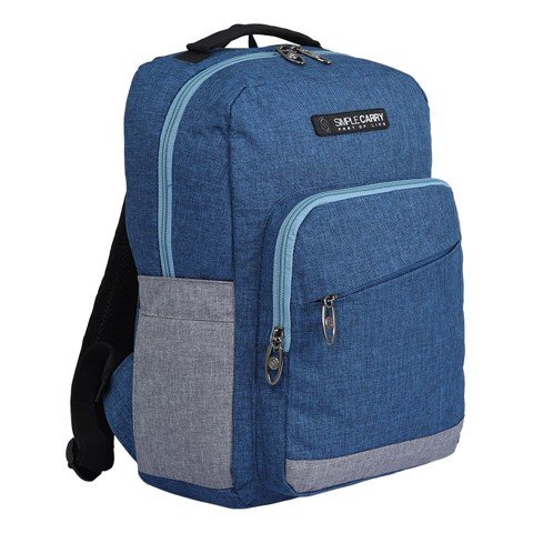 Backpack ISSAC3 NAVY/ GREY