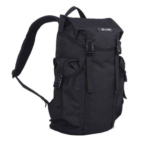 BACKPACK MATTAN 6 BLACK