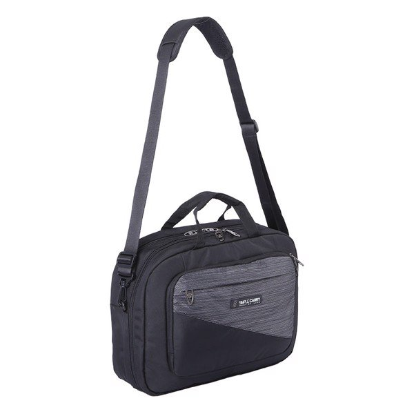 BAG P MESSENGER BLACK