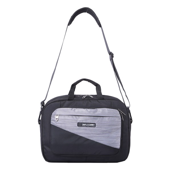 CẶP P MESSENGER GREY/BLACK