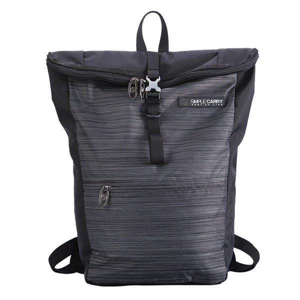 BACKPACK P1 BLACK