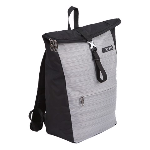 BACKPACK P1 GREY/BLACK