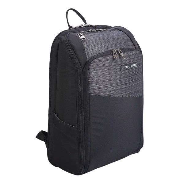 BACKPACK P3 BLACK