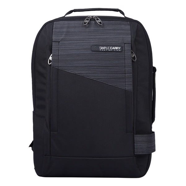BACKPACK P7 BLACK