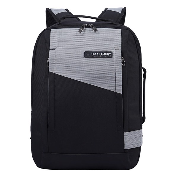 BACKPACK P7 GREY/BLACK