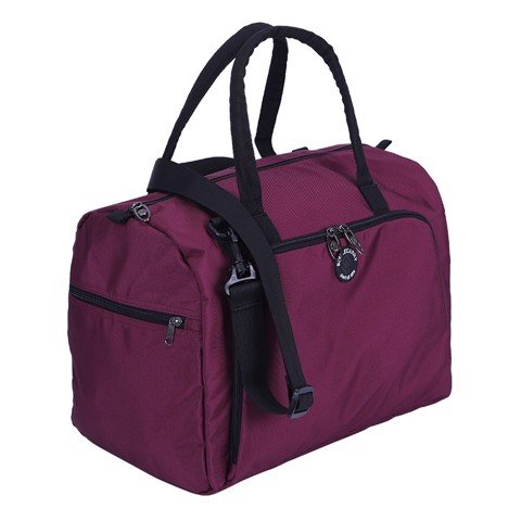 BAG SD 1 DUFFLE BAG ORCHID