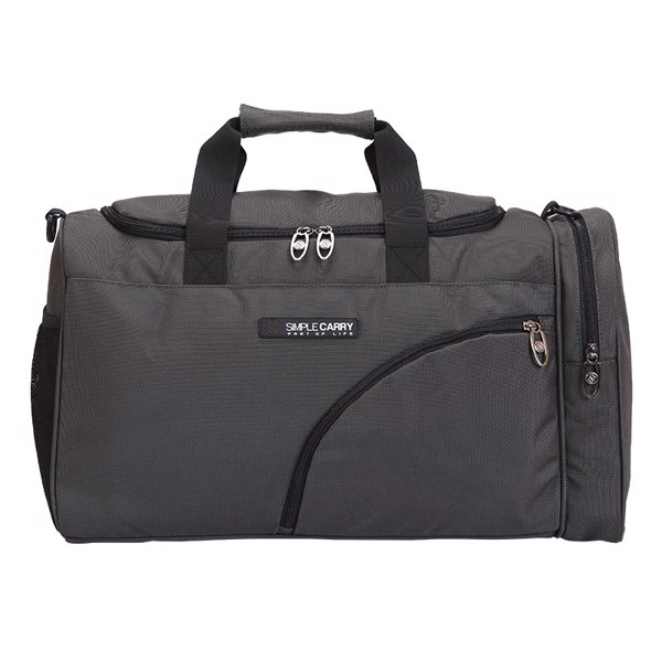 BAG SD 4 DUFFLE BAG D.GREY