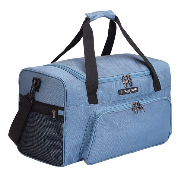 BAG SD 5 DUFFLE BAG D.DENIM
