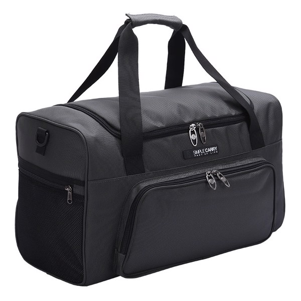 BAG SD 5 DUFFLE BAG D.GREY